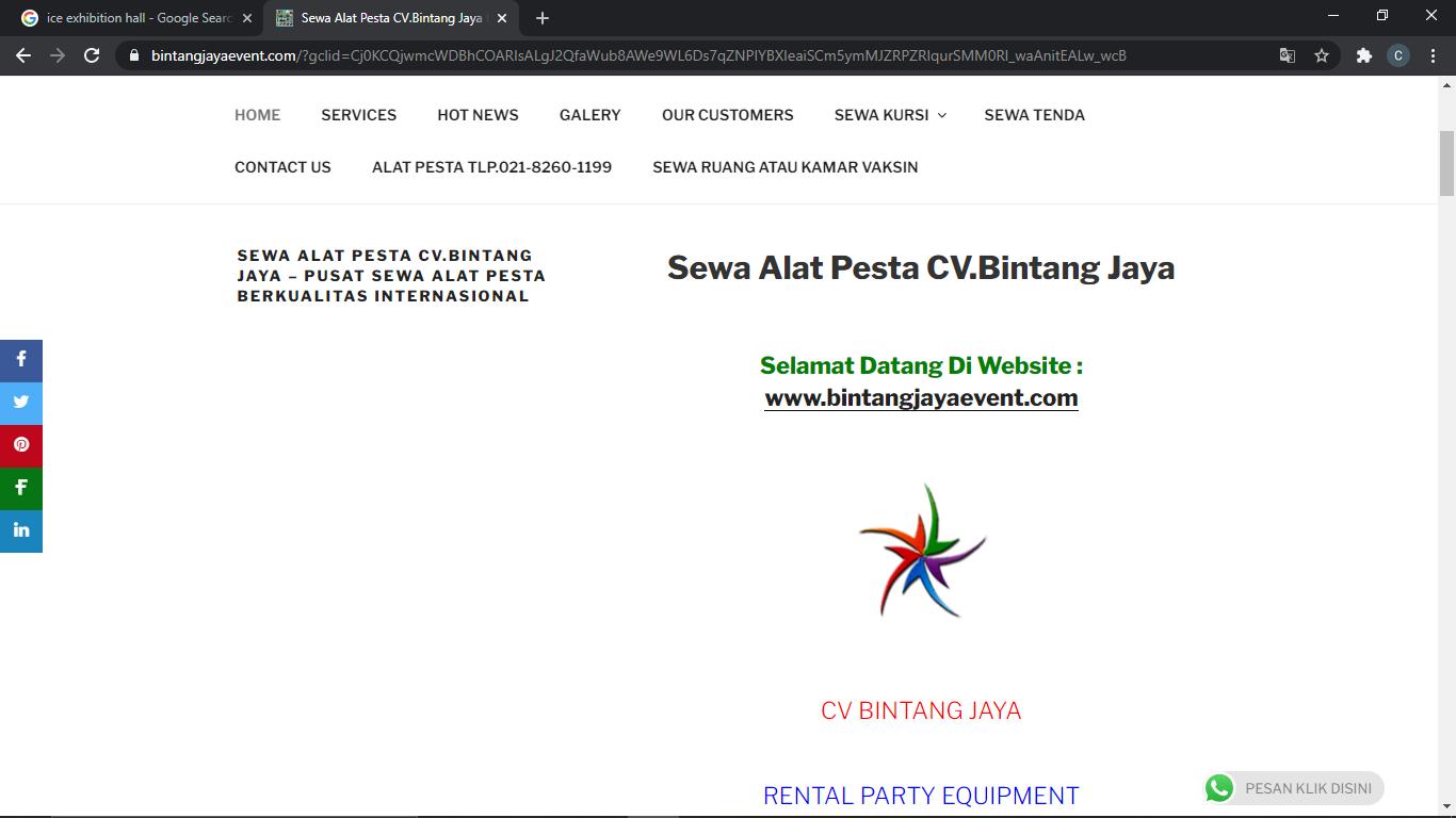 CV Bintang Jaya